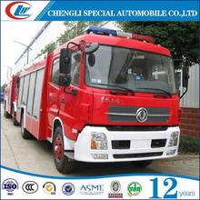 FAW 10 tons high pressure water pump fire extinguisher truck price