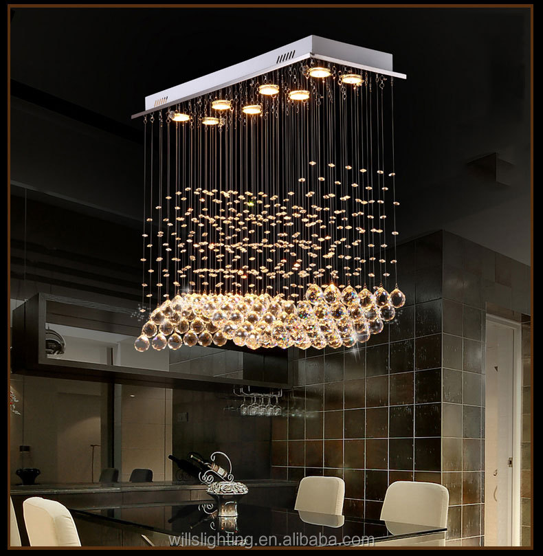 2016 contemporary crystal lamp for home crystal chandeliers
