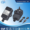 Wholesale fashionable rainproof IP44 12V 1.5a dc power supply for LED lights