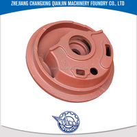 Promotional Factory price construction machinery forged wheel blank