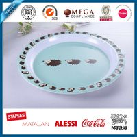 New product melamine tableware design factory