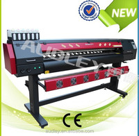 Eco solvent printer for advertising pictorials,Gum,Canvas,leather,stylish wallpaper,card sticker and inkjet light box