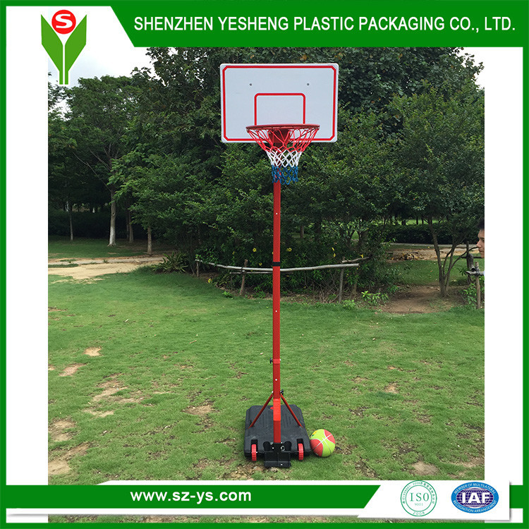 China Wholesale Hot Sell High Quality Movable Basketball Stand Outdoor for Kids