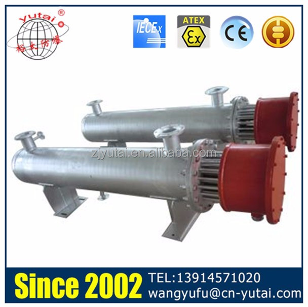 Recycle electric industrial thermal oil heater