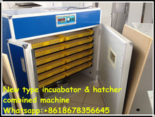 2016 new egg incubators hatcher with low price /1000 chicken eggs incubator MJ-1056 egg incubator