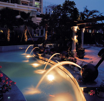 fountain light led underwater 1 w ip68 pool led lighting