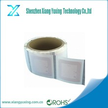 ISO18000-6C class1 gen2 epc alien h3 popular 9662 9640 9654 dry / wet inlay uhf rfid tag manufacturer