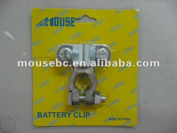 Heavy duty battery terminal