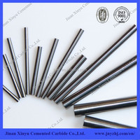 extrued k30 YG10X 330mm long extrusion solid tungsten carbide rods