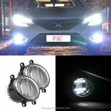 Toyota camry car kit led the lamp,motor parts accessories led fog lights for RAV4 AVANZA PRADO ALLION FIELDER 2014 2015 2016