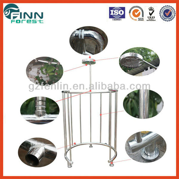 Factory stainless spa swimming pool product