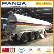 PANDA New Commercial Vehicle 60cbm 3 Axle Fuel Tank Truck Semi-Trailer