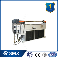 Top quality expandable hydraulic large diameter pipe bending machine