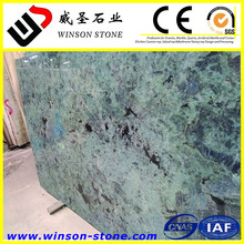 Fashionable lemurian blue granite,blue labradorite granite gangsaw slab