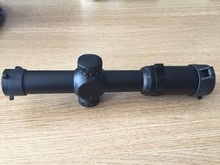 Popular style wholesale price 1-8x24 Green light Riflescope hunting scopes