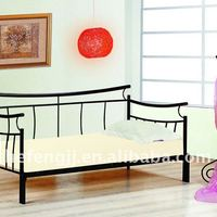 Metal Furniture Day Bed Sofa Bed