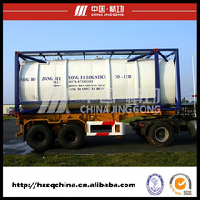 20ft Insulation Tank Container