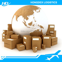 Global express courier company business logistics