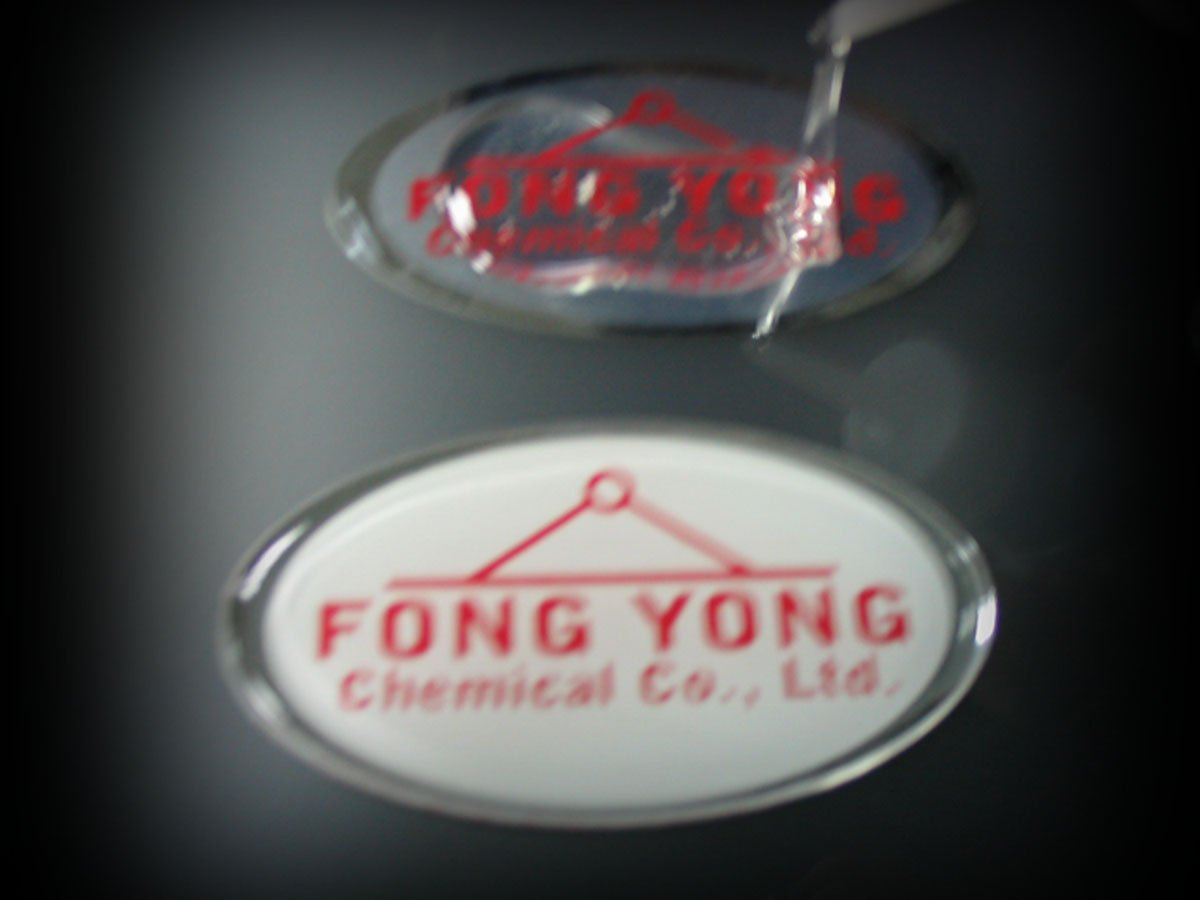 Factory supply high quality water crystal clear no yellow polyurethane adhesive pu resin manufacturer for 3d doming