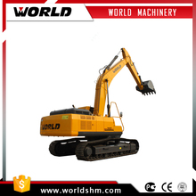 Excellent quality mini excavator 4wd tractor hole digger