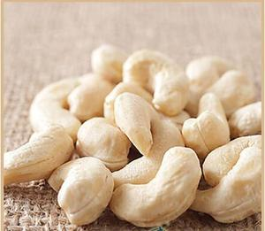 Raw cashew nuts with shell WW 210, WW 320, WW240