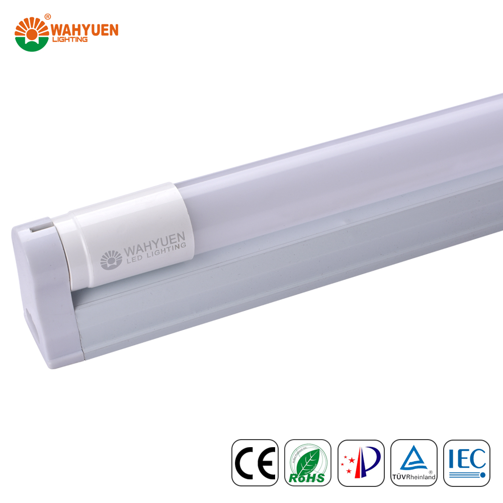 free sample 130 lux 18w PC led light amber emergency strobe light bar with ce rohs iec t8 led tube light