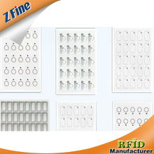 HOT!!!!COMBO rfid inlay factory with ic and id chip (many kinds inlay)