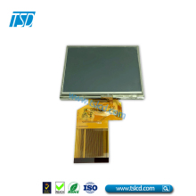 Original TSD wholesale QVGA 3.5inch lcd display with resistive touch screen