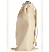 alibaba china wine bottle bags, wine glass bag, cotton drawstring wine bag