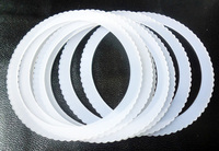 Food Grade Flat Silicone Rubber O-ring Seal