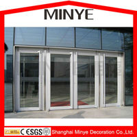 commercial used exterior design front door main entrance door