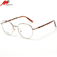 Classic Style Stock IP Plating Pure Titanium new model optical frame eyewear glasses