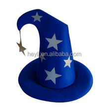 2016 new style hot sale Foam Wizard party hat party costume accessoris