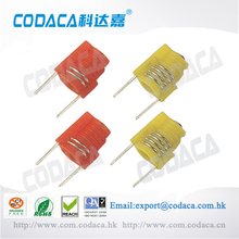 Tunable Air Mold Adjustable RF Inductor Coil