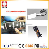 Bluetooth UHF RFID Handheld Reader/RFID jewelry label/Software Kit
