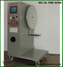 IEC60335-1 household appliance Power cord flexibility tester