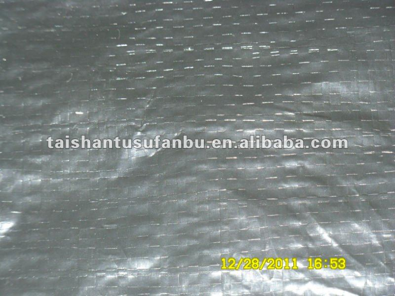 PE printing fabric for covering