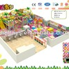 Toddler Indoor Soft Playground Equipment For