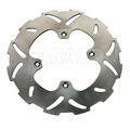 Stainless Steel Motorcycle Front Solid Brake Disc Rotor For CRF R 150CC