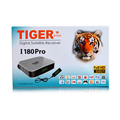 Tiger Receiver iptv I180Pro Mini DVB-S2 IPTV Box support free iptv server