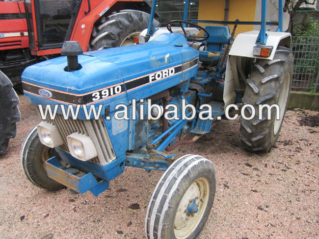 FORD tractor- 3910