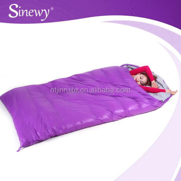 wholesale waterproof sleeping bag cover with pillow camping equipments