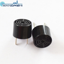 40kh Plastic Material 16mm ultrasonic sensor for the detection of birds sound