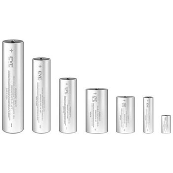 EVE Battery Lithium Primary High temperature Lisocl2 Batteries Lithium Thionyl Chloride Battery