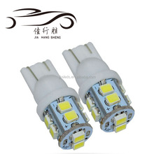 T10 10SMD 3528 Wedge LED License Plate Lights W5W 10LED 1210 194 168 Clearance Lamps Interior Bulbs DC12v