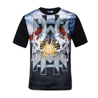 Guangzhou Factory Wholesale T Shirt Printing