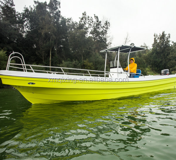100% New 22ft fiberglass commercial fishing boats for sale