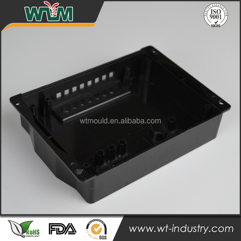 Solar Charge Controller Plastic Housing Mould S50C Mould Base