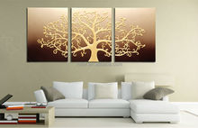 wooden luxuy home decor art work wall relief painting with tree pictures