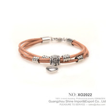 factory price italian women wrap leather bracelet XO2022
